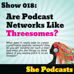 Can you make money with a podcast network?