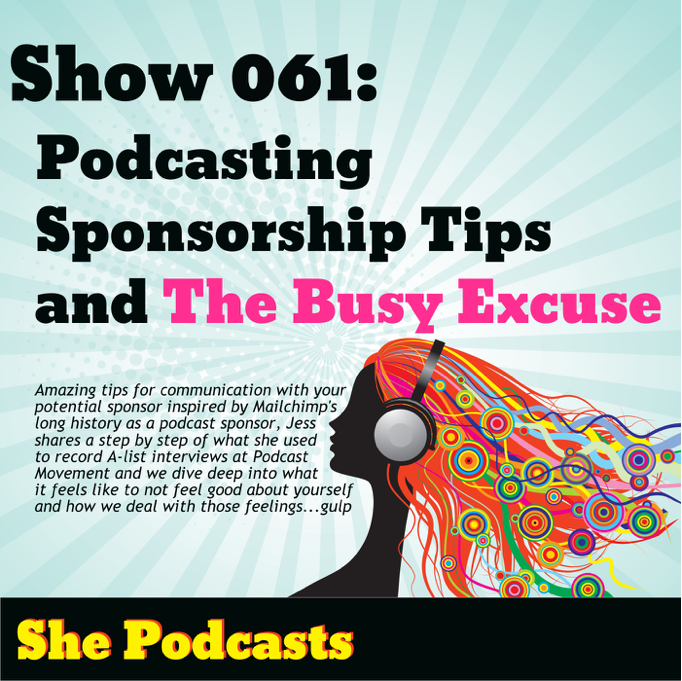 Communicating with your podcast sponsor