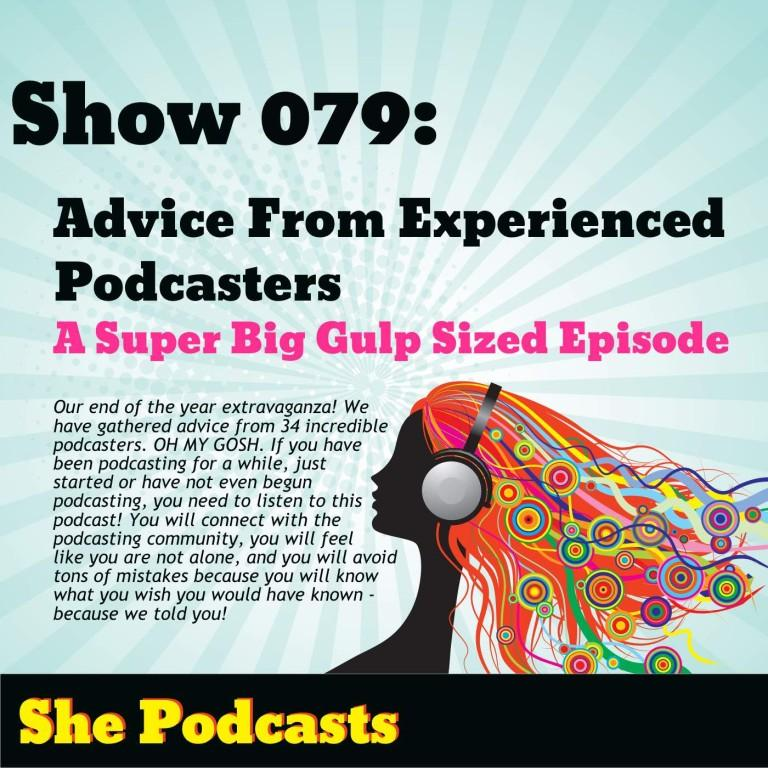 podcasting advice for beginners