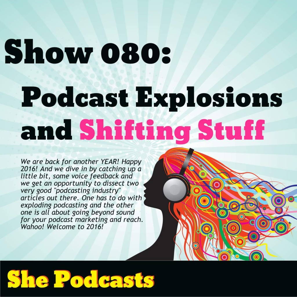 podcasting industry articles discussed