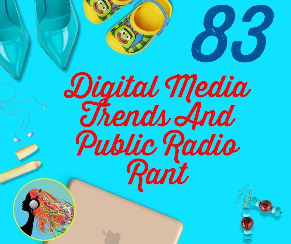 Public radio and podcasting discussed