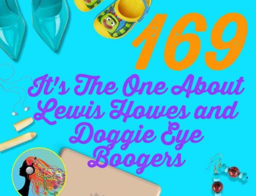 169 It's The One About Lewis Howes and Doggie Eye Boogers