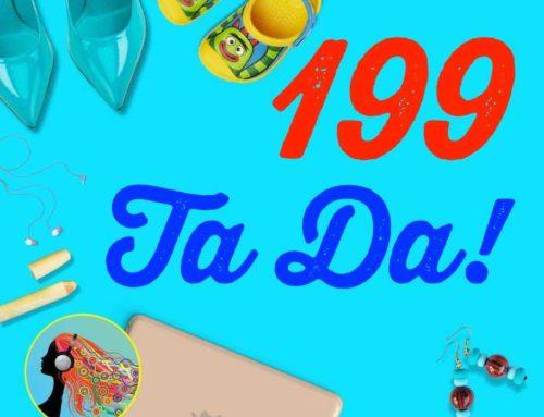 199 Ta Da!